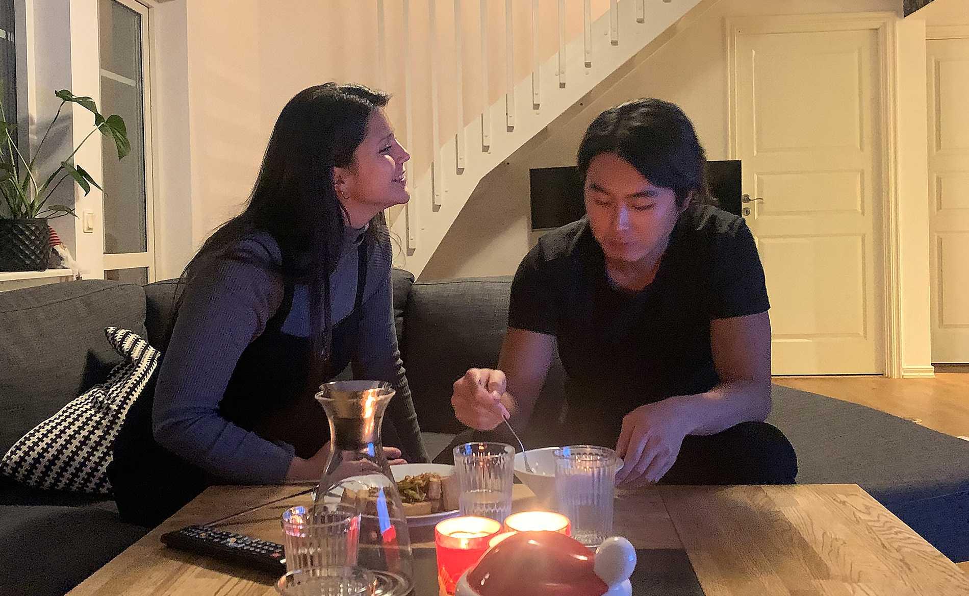 Nicole Rosén och Aoi Izumihara