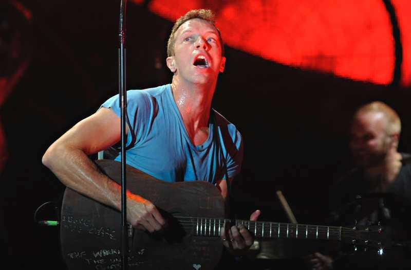 När Coldplay sjunger Elton John låter de som Sting.
