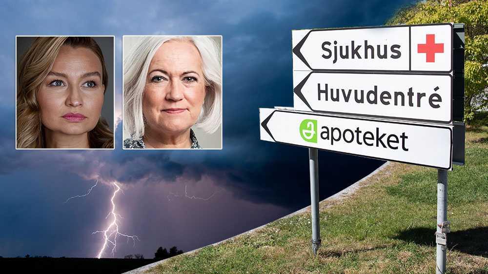 Vårdinsatserna mot pandemin, de kommande semesterolyckorna och den vård som redan har skjutits upp. Tre olika oväder som hotar slå sig samman till en perfekt storm. Det ställer höga krav på Sveriges riksdag och regering att komma överens om snabba insatser för att rida ut stormen., skriver Ebba Busch (KD) och Acko Ankarberg Johansson (KD).