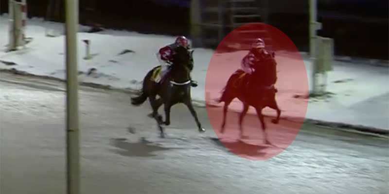 """Här tar Malin Berås seger 100 med hästen Lucky på Klosterskogen: """"Äntligen"""""""