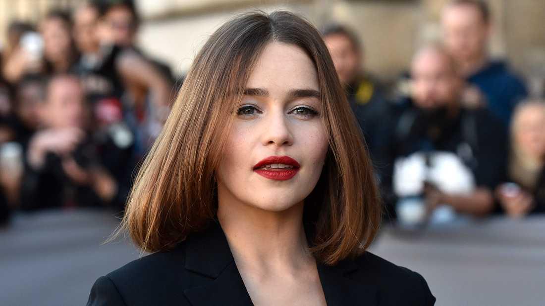 Emilia Clarke.