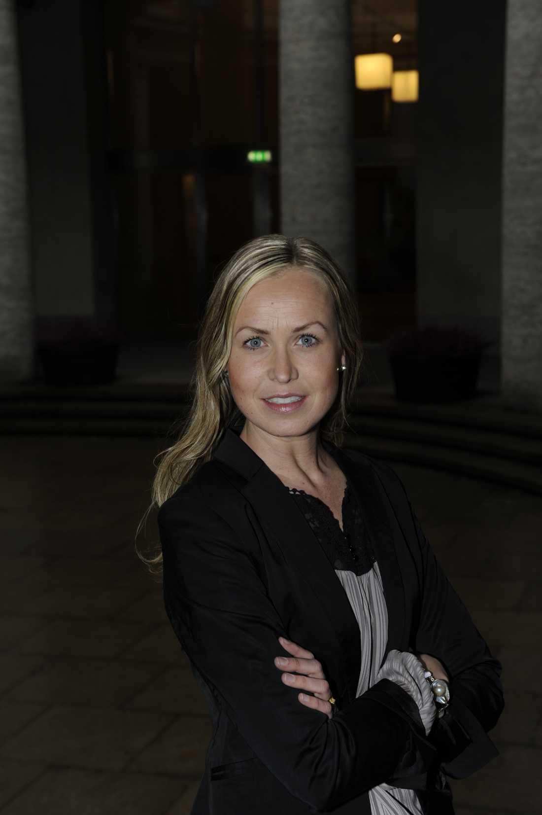 Ruth Nordström.