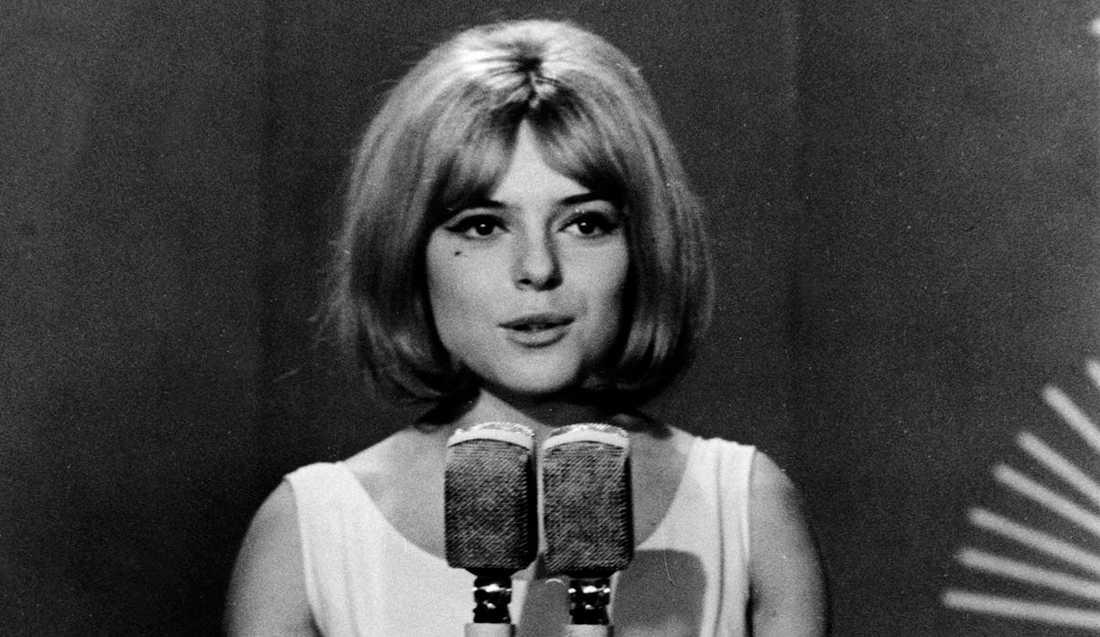 Sångerskan France Gall avled den 7 januari. Hon blev 70 år.