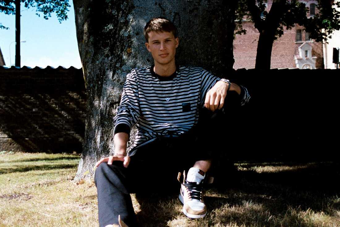 Victor Leksell har på kort tid blivit en av landets största popstjärnor.