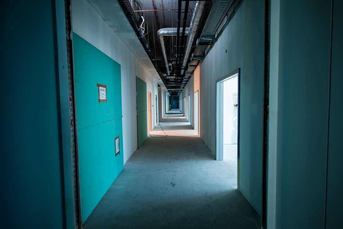 Det nya sjukhuset i Torun, Polen, bekostas med EU-medel.