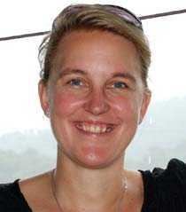 Ylva Jonsson Strömberg är generalsekreterare för Actionaid i Sverige.