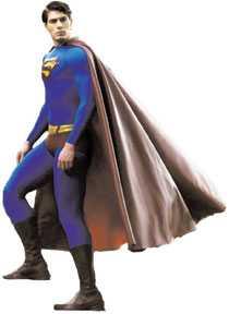 Superhjälten Mer träig och sockersöt än en man gjord av stål. Den nya filmen om Superman är bäst när den är lekfull, men allt för ofta är den allvarlig och grubblande, trots att filmen egentligen inte tål någon analys. En serietidning ska ju gå undan.
