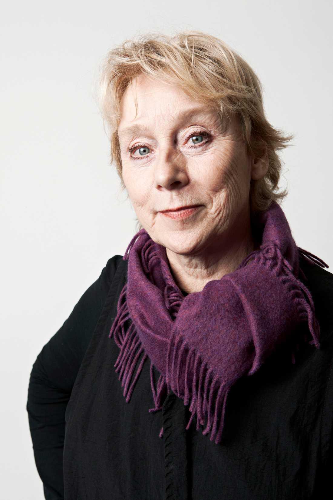 Rysslandsexperten Lena Jonsson.