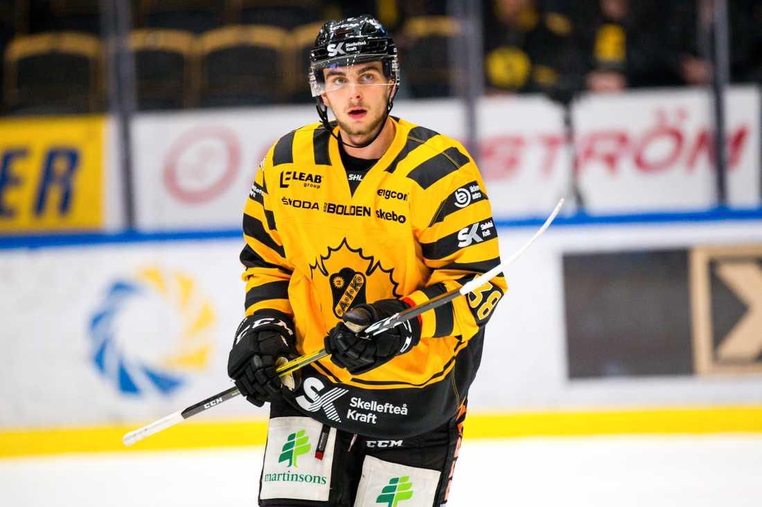 Jacob Olofsson.