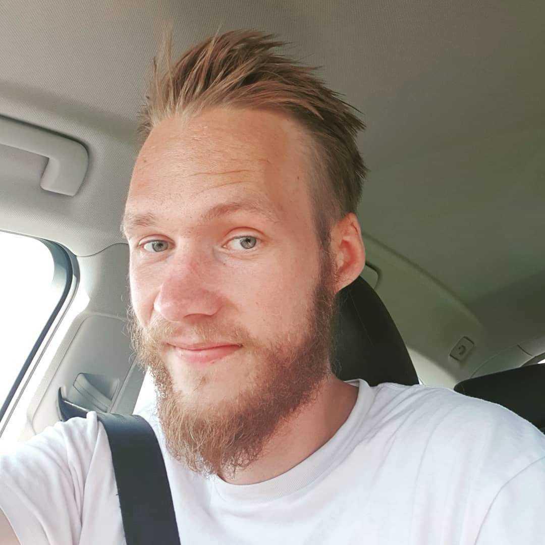 Daniel Johansson kommer från Hedemora men har flyttat till Gävle.