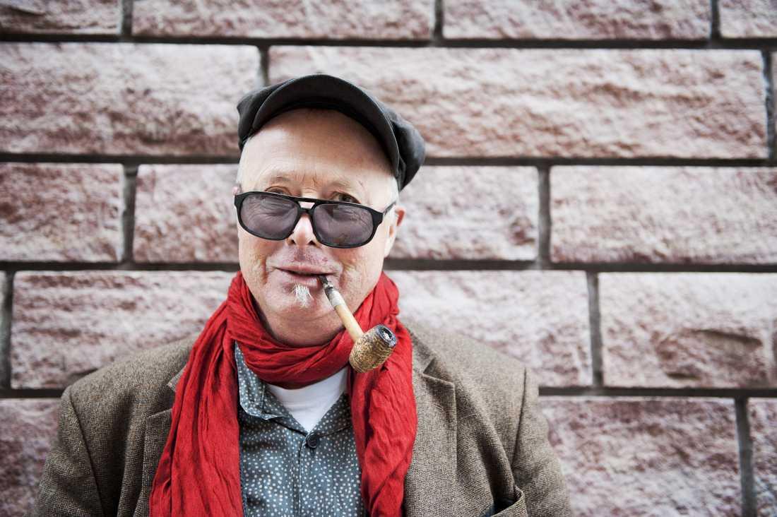 """Täppas Fogelberg var tidigare programledare för """"Ring P1""""."""