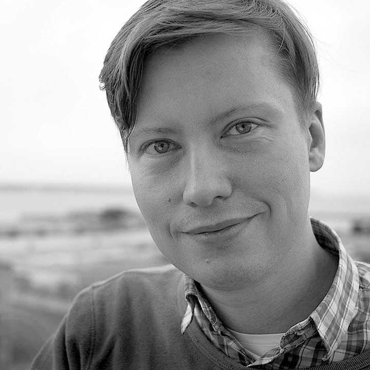Statsvetaren Nils Gustafsson.