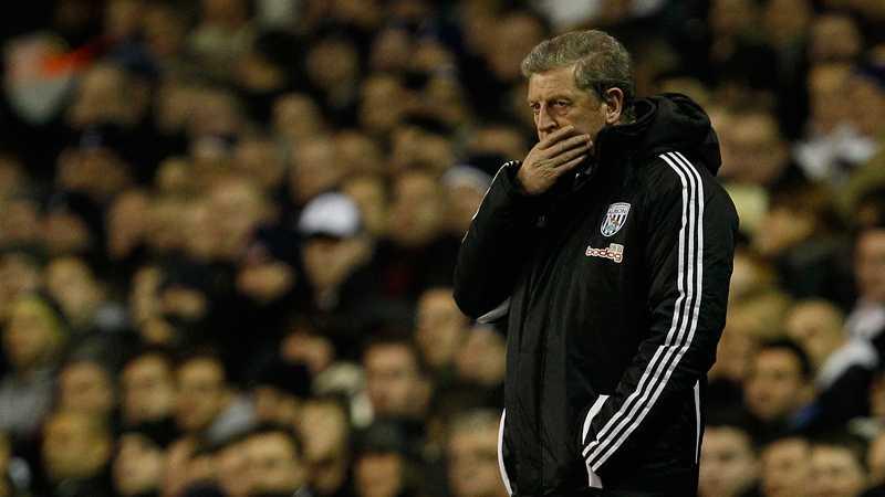 Efter halvåret i Liverpool tog Hodgson över West Bromwich, där han bland annat bossade över svenske mittbacken Jonas Olsson.