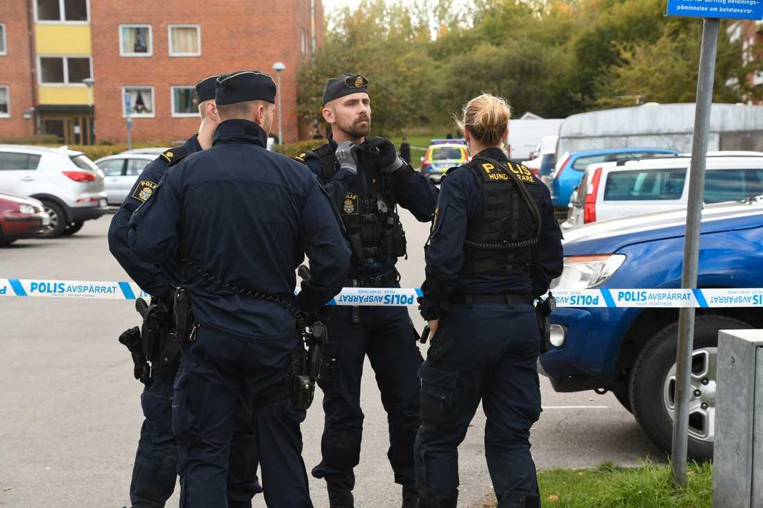 Skottlossning Vid Docentgatan I Malmo Aftonbladet