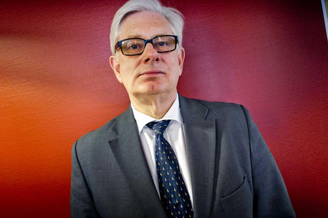 Thomas Berglund, Vd Capio.