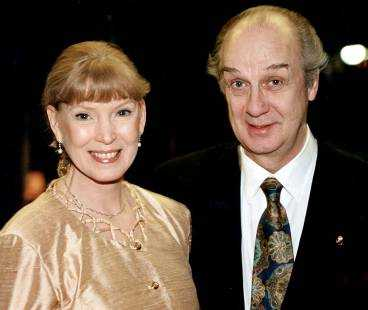 Jarl och Anne Kulle tillbringade många år tillsammans på gården Gregersboda.