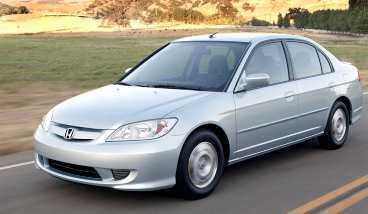 Honda Civic hybrid Kommer: i sommar. Civic hybrid bygger på fyradörrars USA-Civic. Snål, stop-go-motor och eldrift.