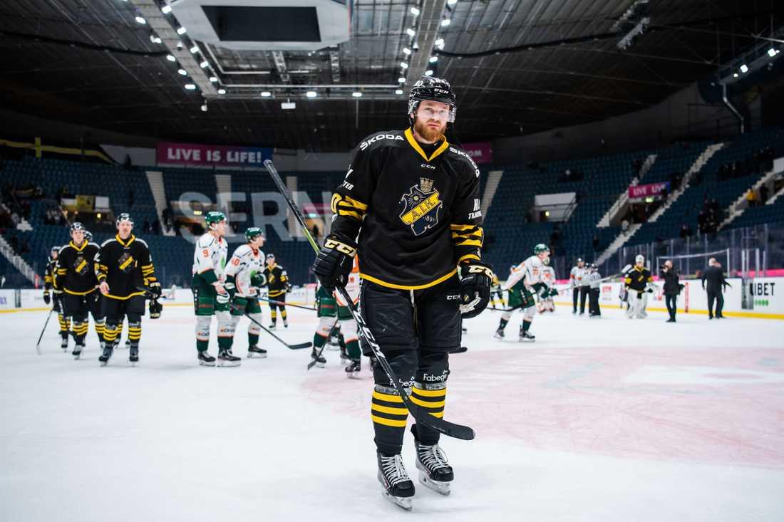 Sam Marklund och 17 andra lämnar AIK.
