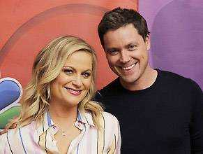 "Amy och Greg Poehler producerar ""Welcome to Sweden""."