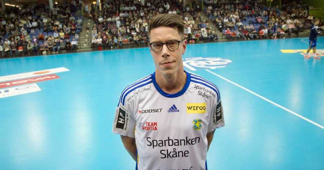 Nyförvärvet Kim Andersson.