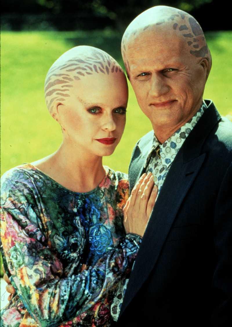 Alien Nation, Dark Horizon. Michelle Scarabelli och Eric Pierpoint.