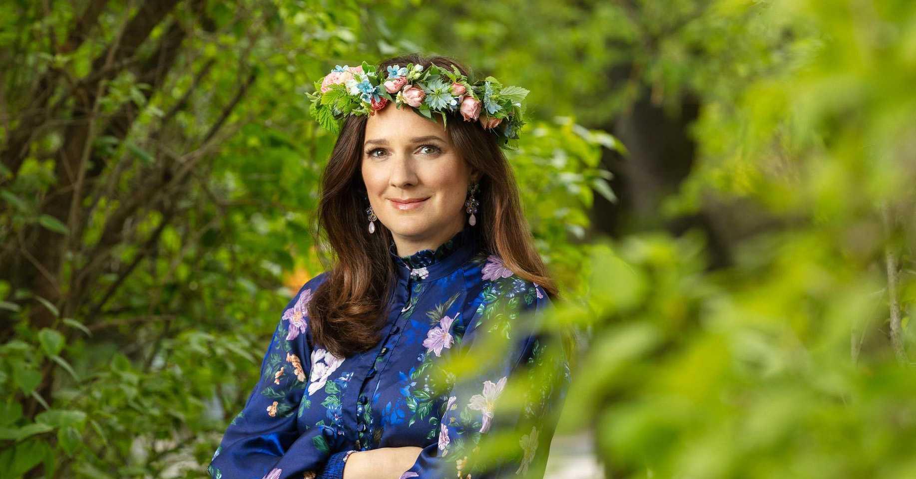 Deckarförfattaren Sofie Sarenbrant: Jag blev sexuellt utnyttjad som barn