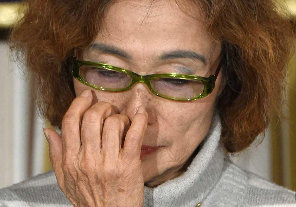 Junko Ishido vädjade till IS