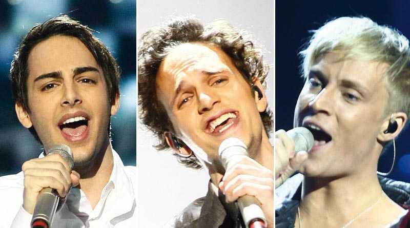 Darin, Salem Al Fakir och Ola fick tolvpoängare från de utländska jurygrupperna.