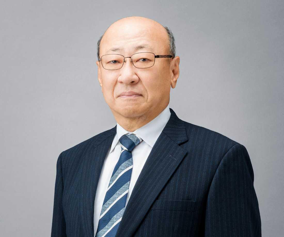 Nintendos vd Tatsumi Kimishima.
