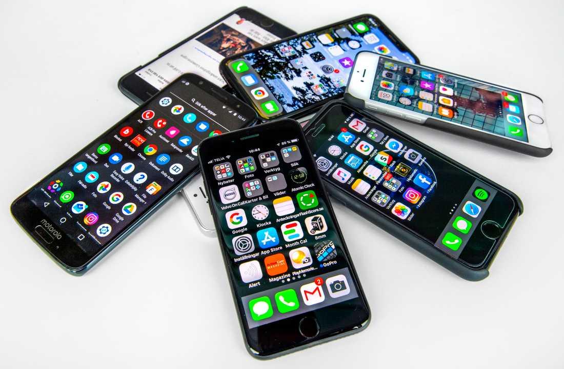 """Den som ska köpa ny mobiltelefon bör tänka efter. Det finns pengar att spara på att välja både telefon och abonnemang som är """"lagom""""."""