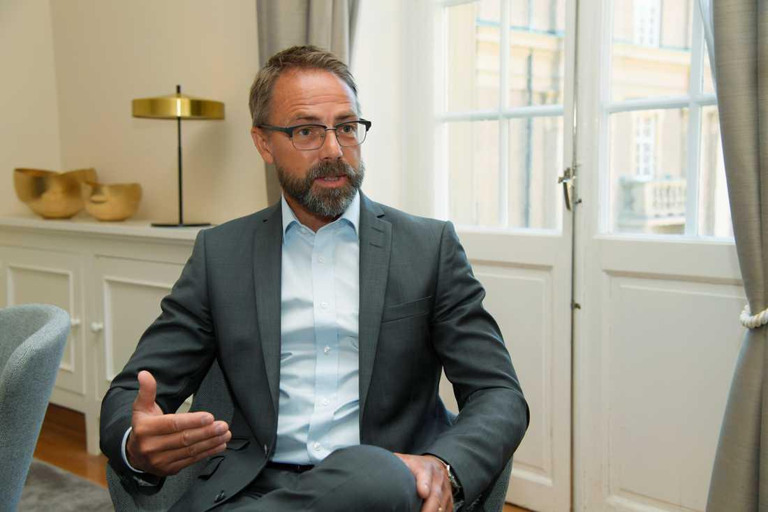 Åklagaren Hans Ihrman säger till TT att han inte kommer att överklaga domen mot Rakhmat Akilov.