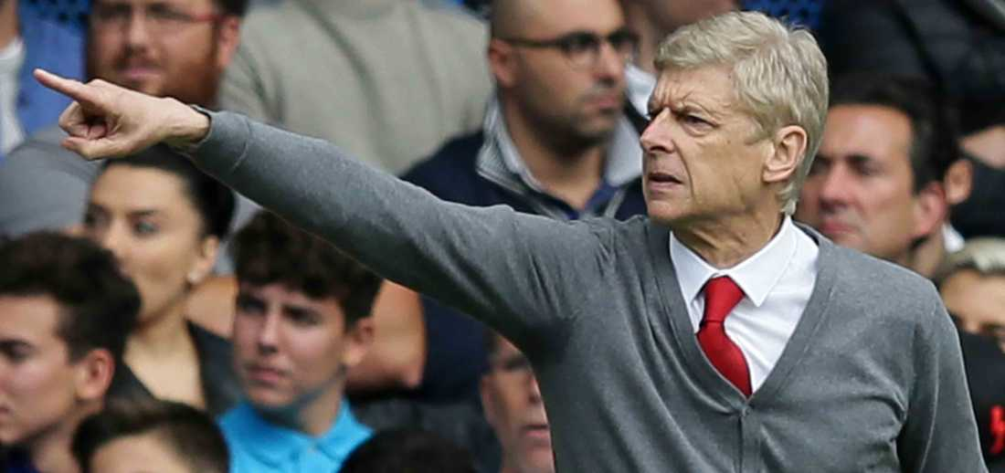 Arsene Wenger på väg mot nytt toppjobb.