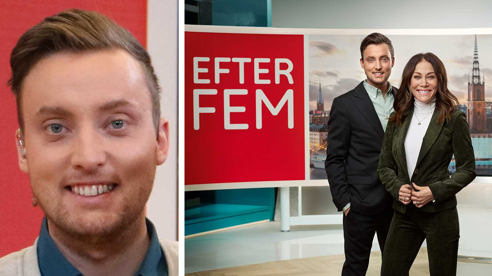 TV4-profilen Axel Pileby har blivit pappa