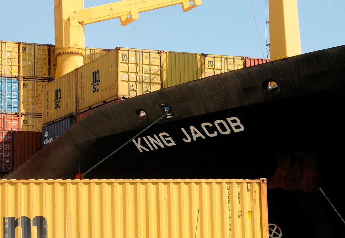Portugisiska King Jacob var enligt uppgifter båten som var först på plats vid katastrofplatsen.