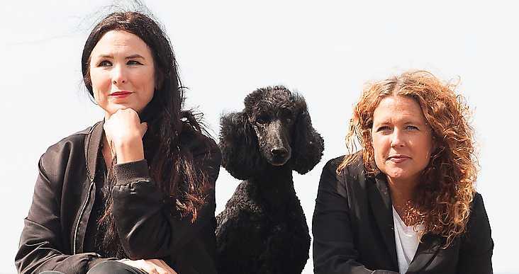 """Nina Hemmingsson och Anna Lindman går till botten med sin dödsångest i boken """"Alla kan dö""""."""