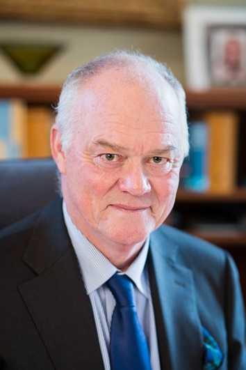 Stefan Lindskog, tidigare justitieråd och ordförande för Högsta domstolen.