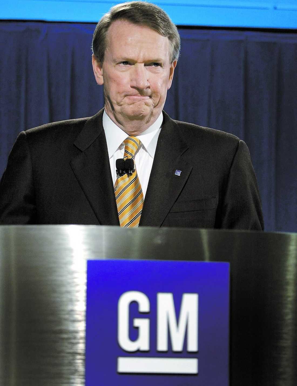 """Krisplan i natt General Motors vd Rick Wagoner, 56, presenterade i natt krisplanen för GM och Saab. """"GM hoppas att nå en överenskommelse med den svenska regeringen"""" sa han. I andra fall väntar en rekonstruktion av Saab, vilket innebär att amerikanarna tar sin hand från svenska Saab som då måste stå på egna ben."""