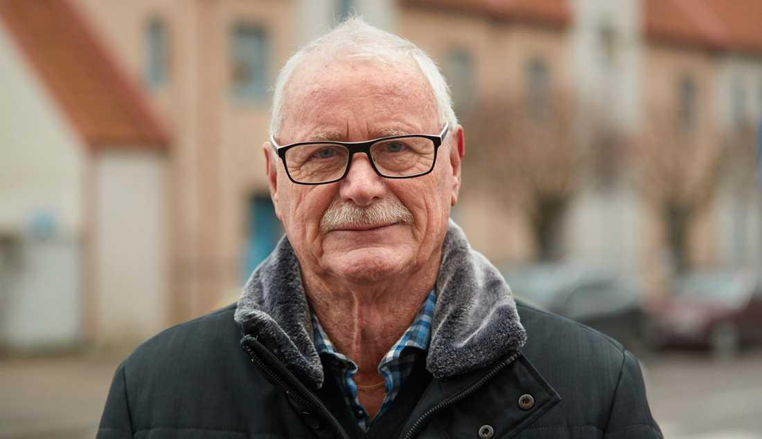 """Jerry Berg, 74: """"Jag tycker att det var vid fel tillfälle som filmen kom ut"""""""