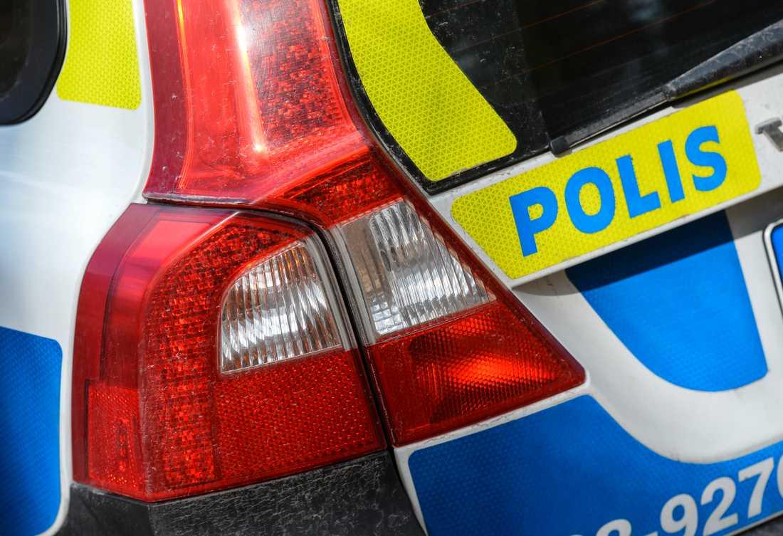 Misstänkta biltjuvar har gripits i Skåne sedan de stulit en bil utrustad med spårsändare. Arkivbild,