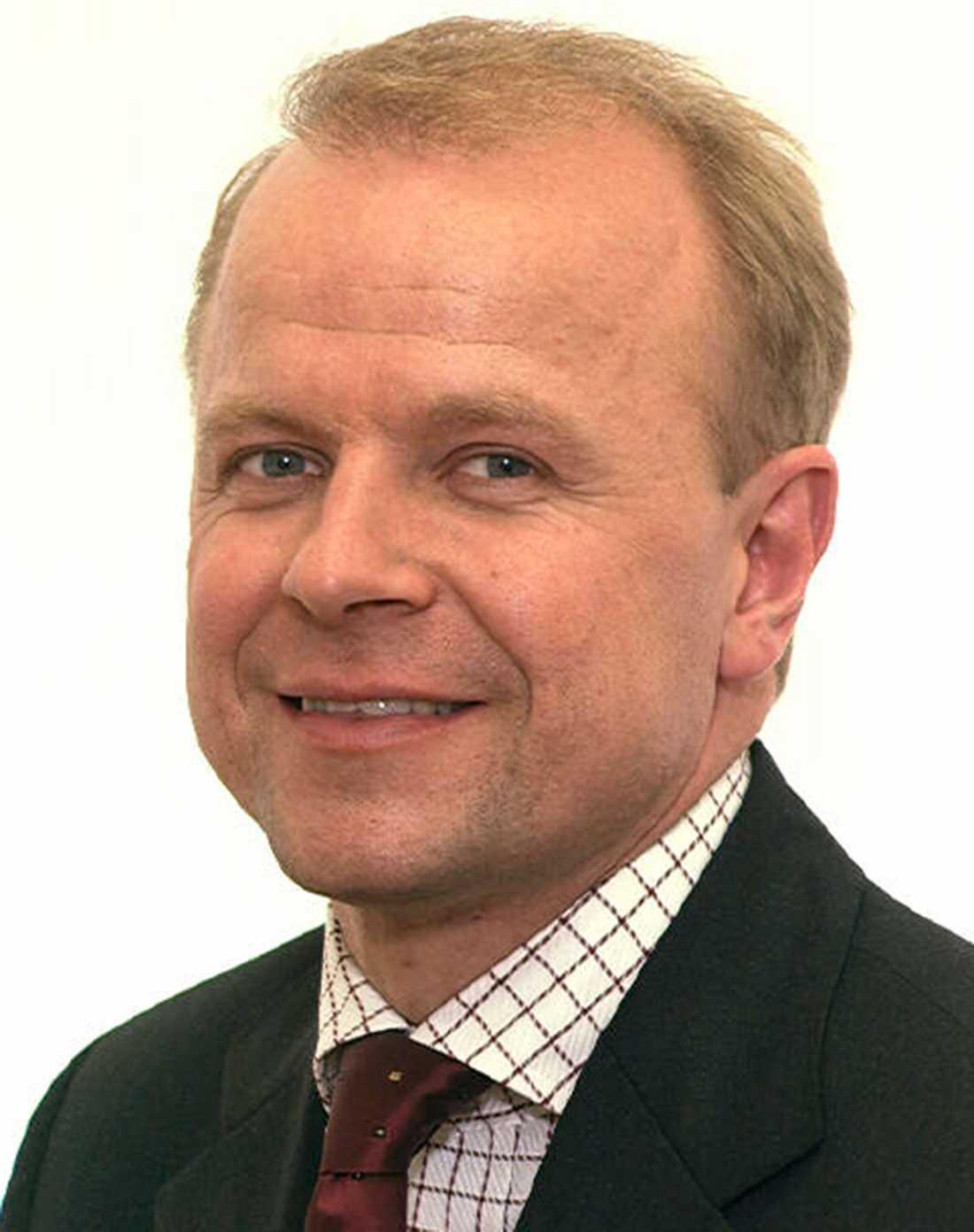 Mikael Oscarsson (KD).