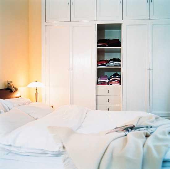 Förvaring under sängen