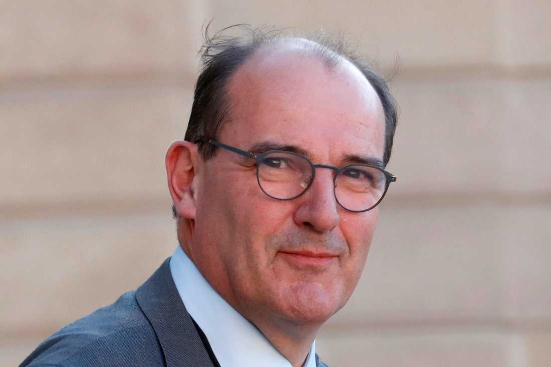 Jean Castex blir ny premiärminister i Frankrike efter Édouard Philippe. Arkivbild.