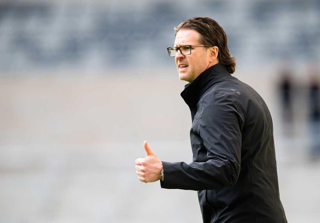 Rikard Norling är favorit till att ta över Malmö FF.