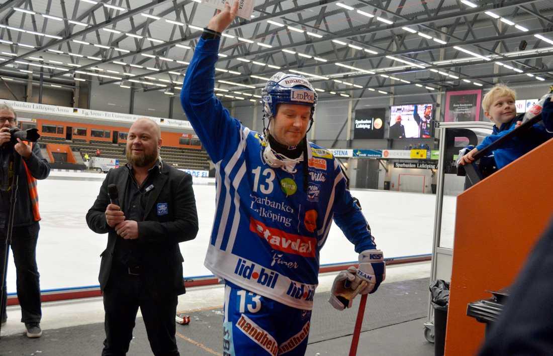 Magnus Muhrén.
