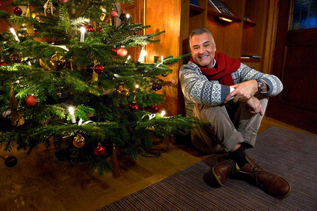 """Com Hems kunder kan till exempel se """"Jul med Ernst"""", meddelar TV4."""