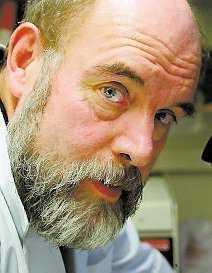 Ulrik Kvist, mansläkare på Karolinska sjukhuset.