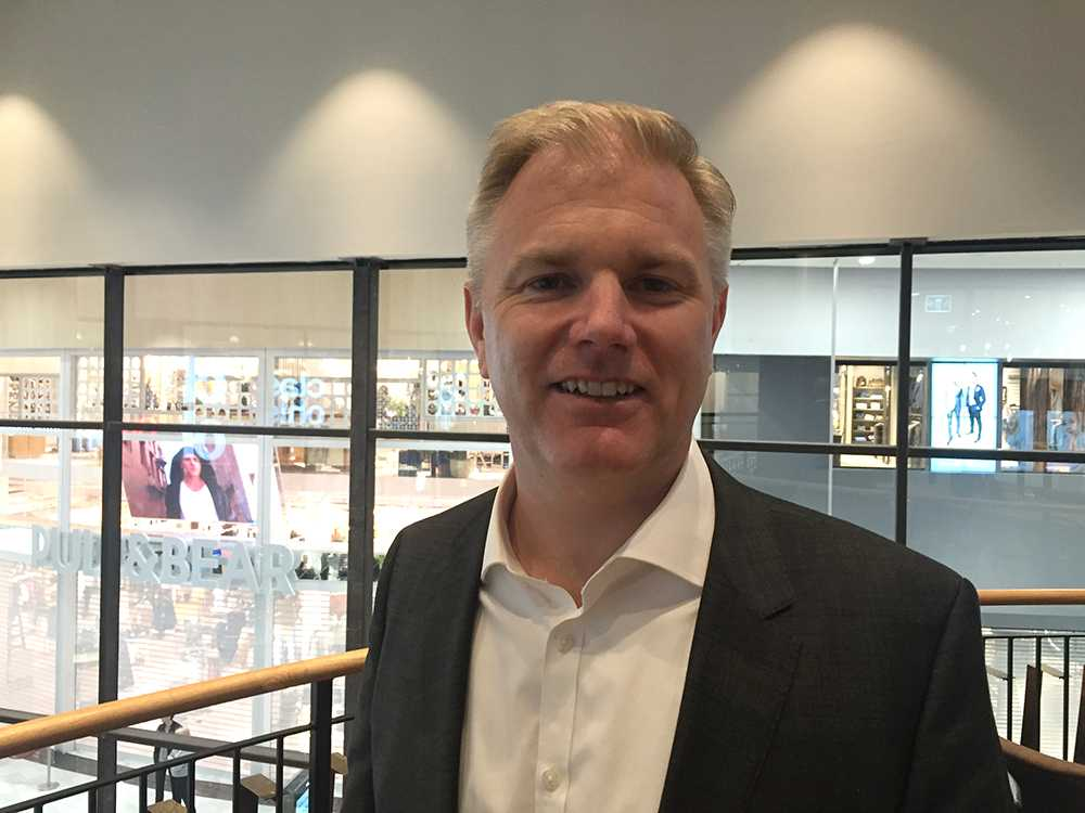 Mercedes Sverigechef Björn Hauber