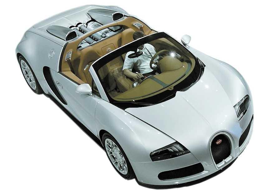 Veyron-bil.