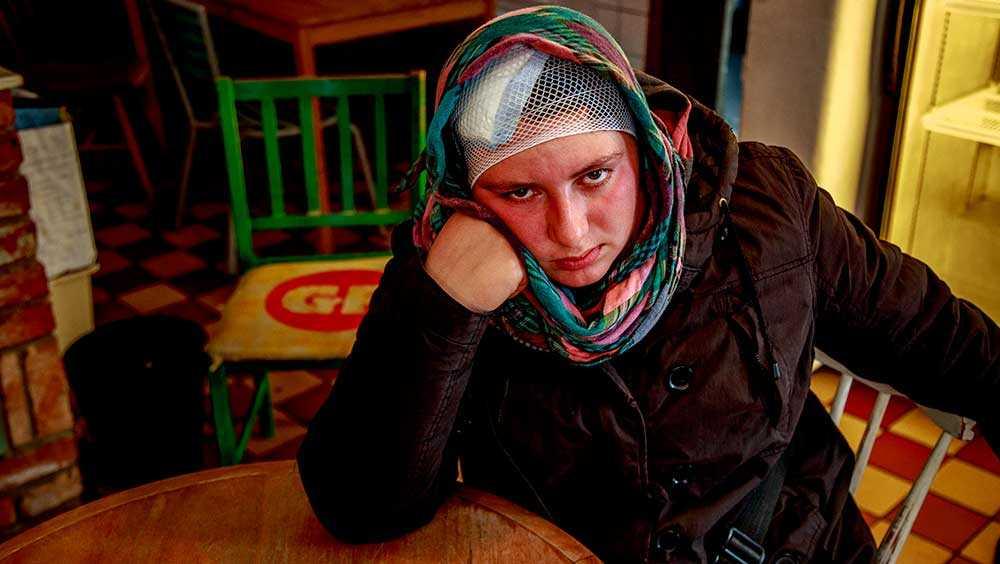 – Jag är rädd för mitt liv, säger Ana Maria, 21.