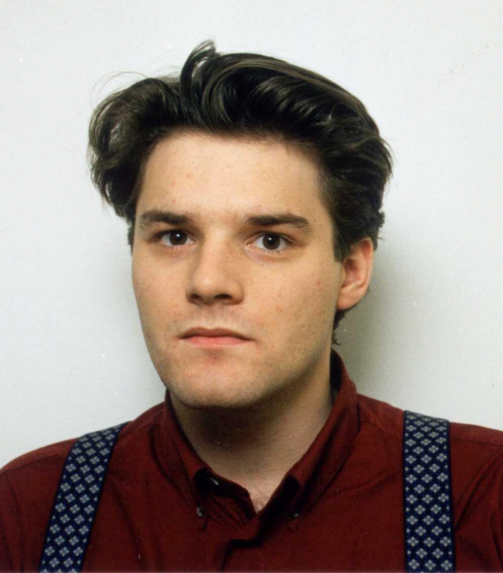 Jan Helin kom till Aftonbladet som praktikant i början av 1990-talet.